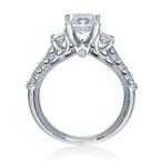 Our Top 20 Bridal Picks Verragio Renaissance Princess Three-Stone