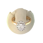 Our Top 20 Bridal Picks Diadori Oval with Rollover Halo