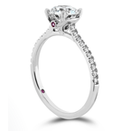 Our Top 20 Bridal Picks Hearts On Fire Sloane Engagement Ring
