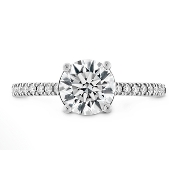 Hearts On Fire Sloane Engagement Ring