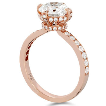 Hearts On Fire Desire Egagement Ring