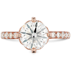 Our Top 20 Bridal Picks Hearts On Fire Desire Egagement Ring