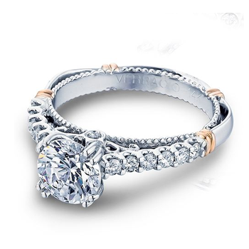 Verragio Parisian Cathedral Engagement Ring