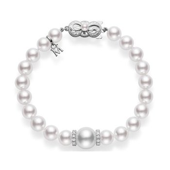 South Sea & Akoya Cultured Pearl Bracelet