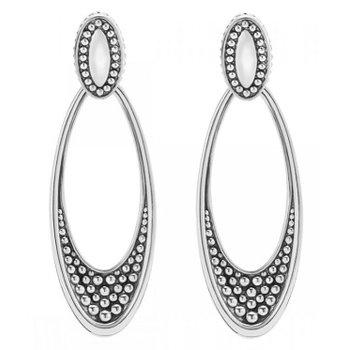 Signature Caviar Drop Earrings