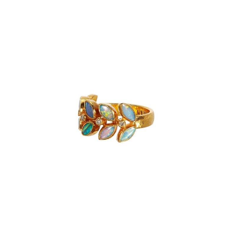 Gurhan Wisteria Opal Ring