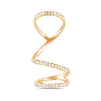 Arabesque Finger Ring