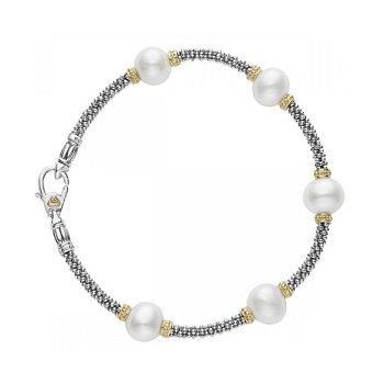 Luna Pearl Caviar Bracelet