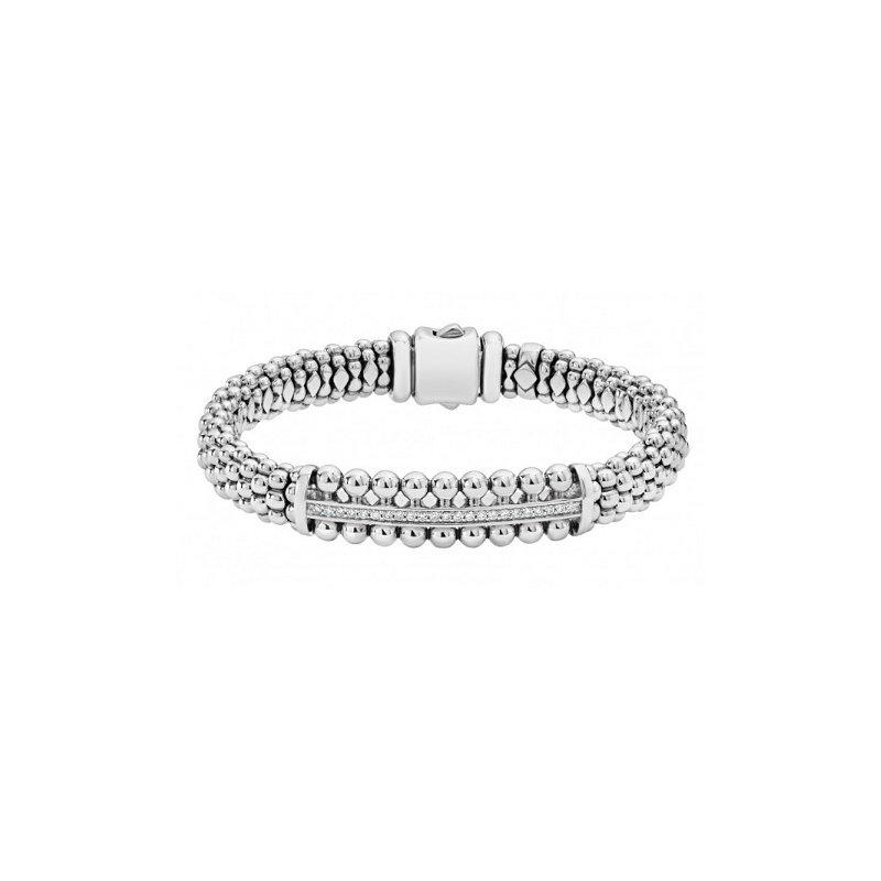 LAGOS Caviar Spark Diamond Caviar Bracelet