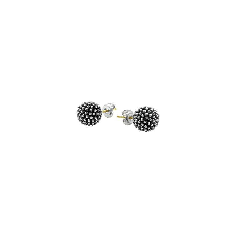 LAGOS Signature Caviar Beaded Stud Earrings