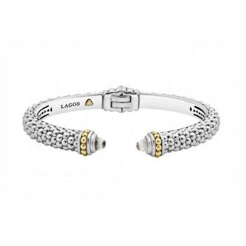 Caviar Color Gemstone Bracelet