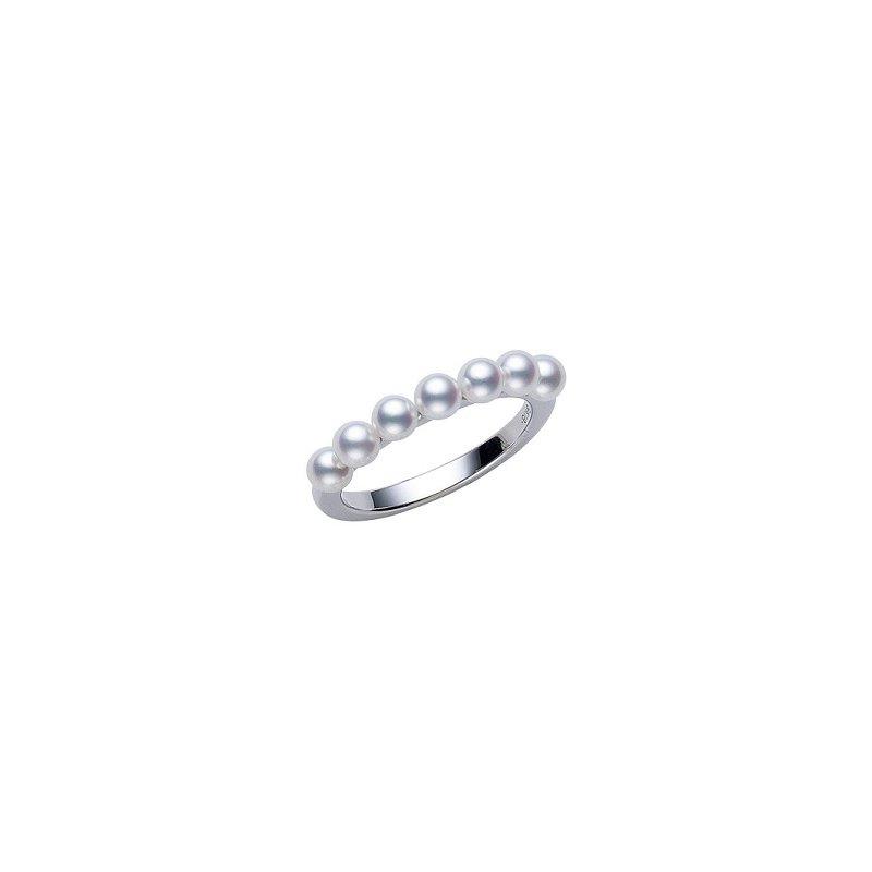 Mikimoto Akoya Cultured Pearl Ring