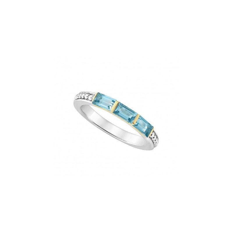 LAGOS Gemstone Stacking Ring