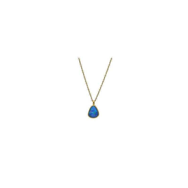 Gurhan Pear Shape Opal Pendant