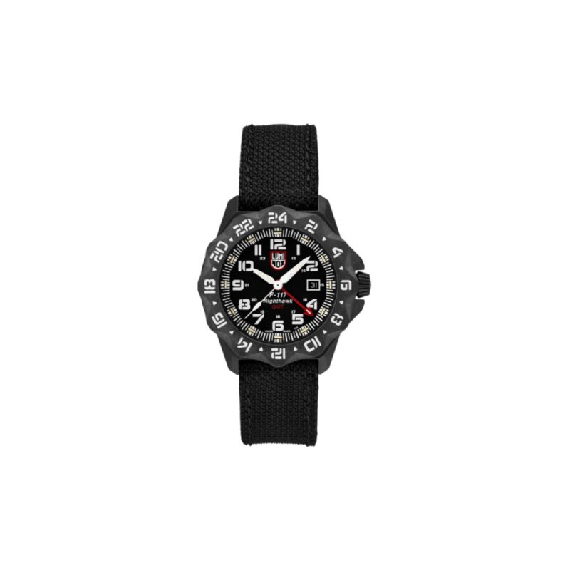 Luminox F-117 Nighthawk GMT