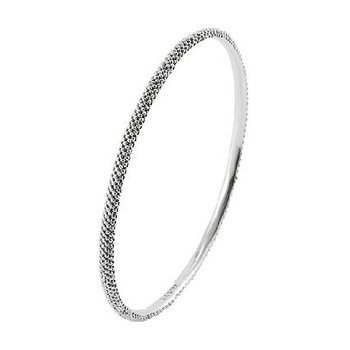 Signature Caviar Beaded Bangle