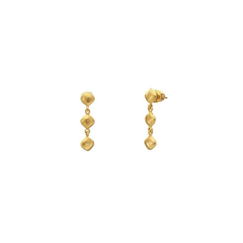 Gurhan Spell Pebble Earrings