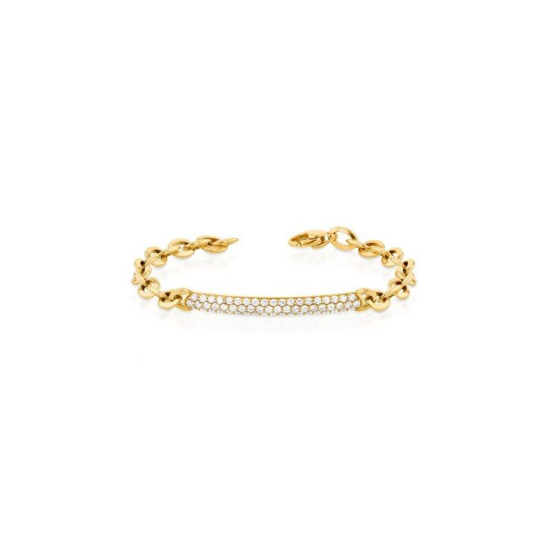 Carbon & Hyde Pantheon Bar Bracelet
