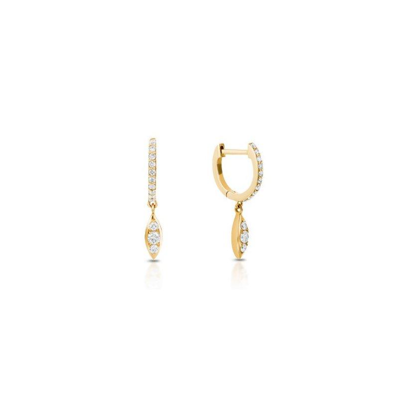 Carbon & Hyde Delilah Dangle Earrings