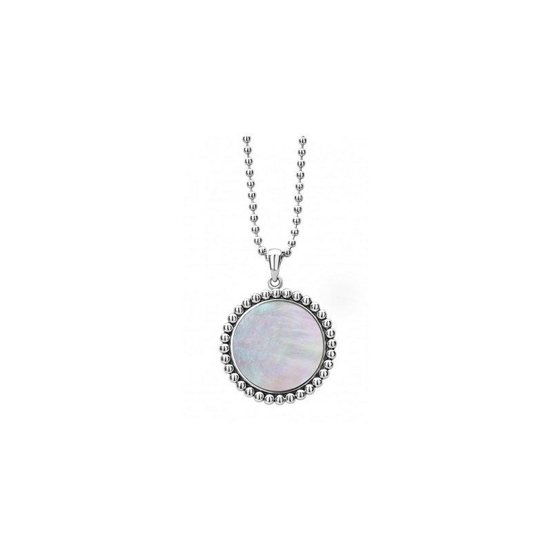 LAGOS Maya Circle Pendant Necklace