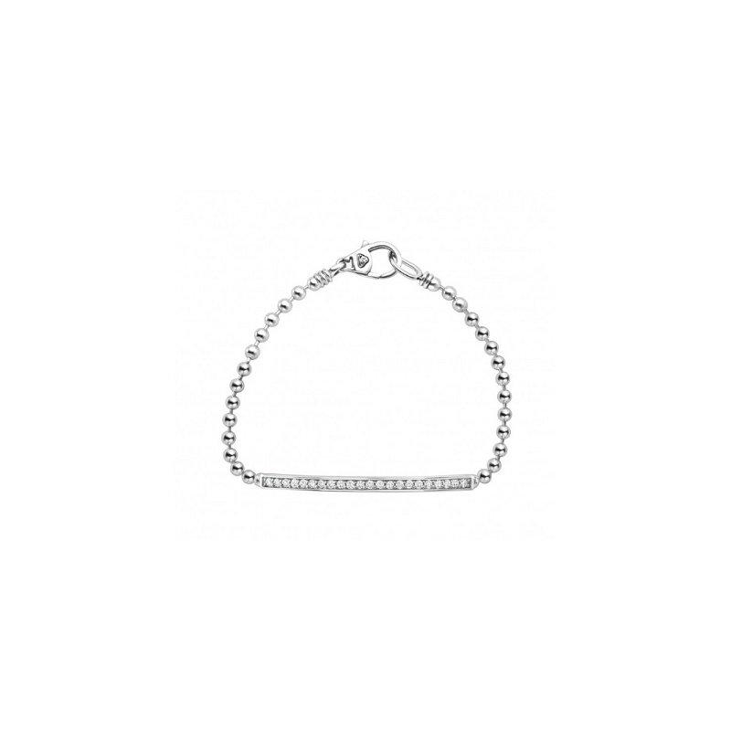 LAGOS Caviar Spark Diamond Bracelet