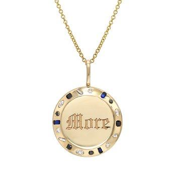 Medallion Pendant