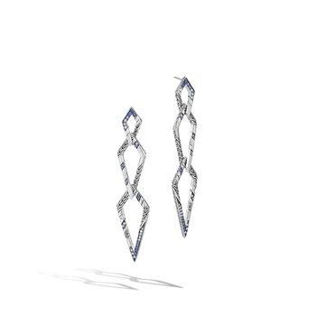 Interlink Drop Earrings