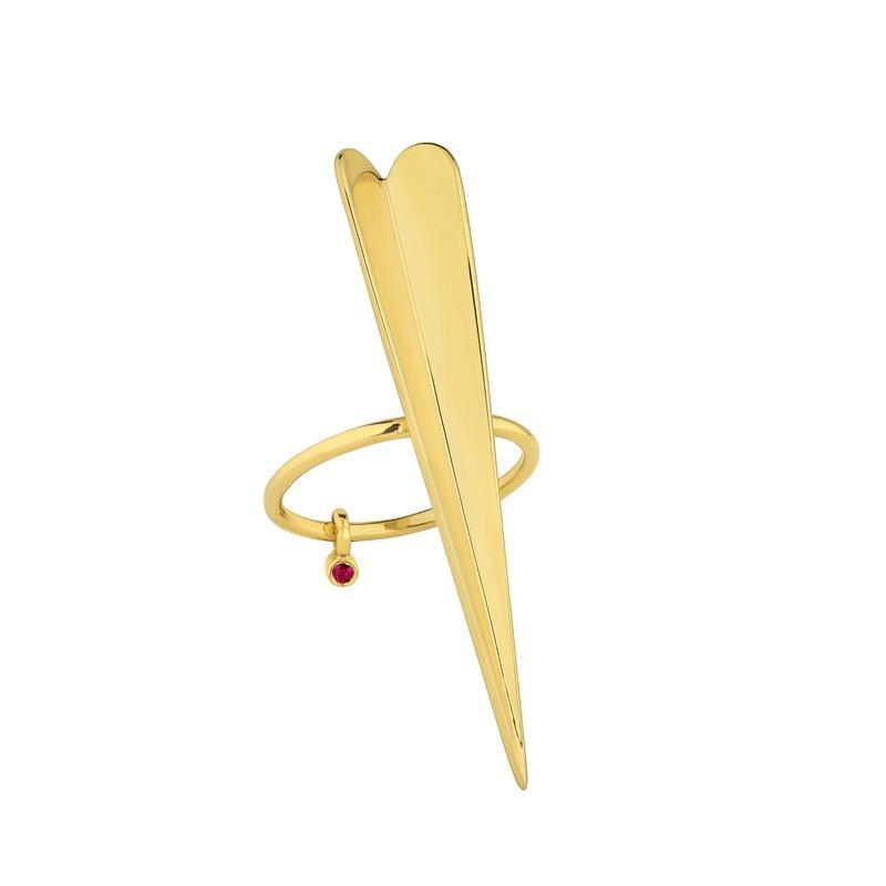 Elena Votsi Ring Size 7