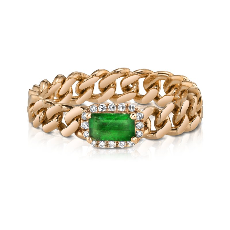 Shay Baby Link Ring Size 7