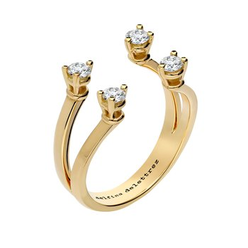 Open Ring Size 7