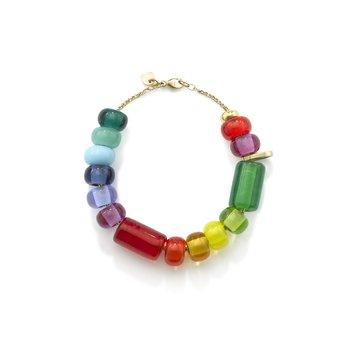 "Beads Bracelet Length 6.5"""