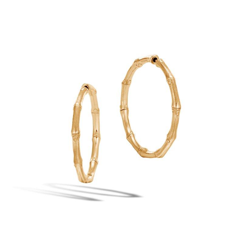 John Hardy Hoop Earrings