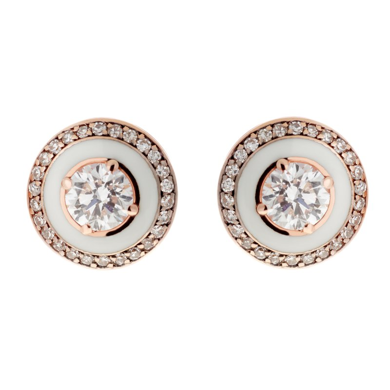 Selim Mouzannar Stud Earrings