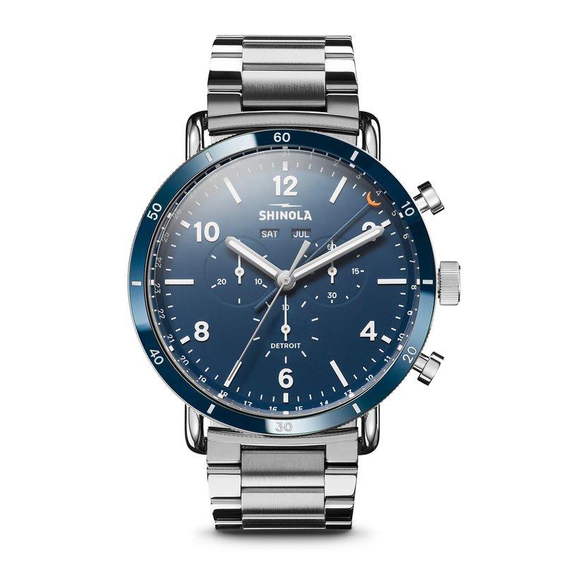 SHINOLA 45mm Men's Watch
