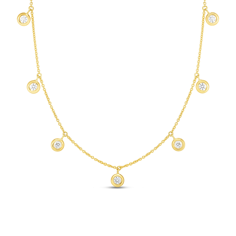 Roberto Coin Seven Stations Necklace