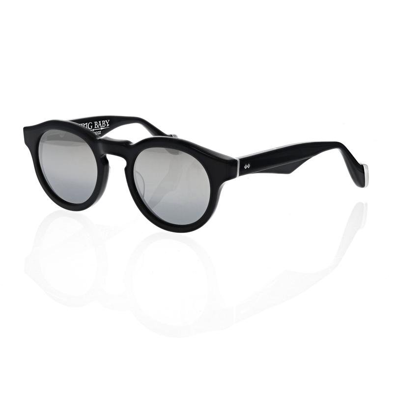 KING BABY Black Sunglasses