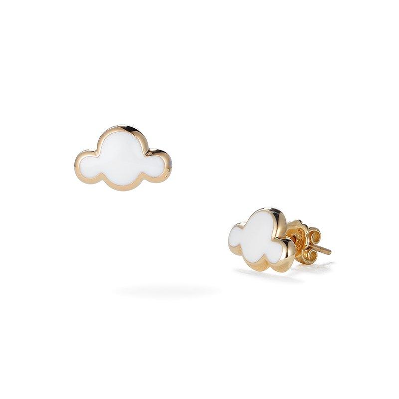Suel Cloud Stud Earrings