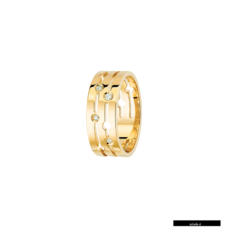 Dinh Van Ring Size 7