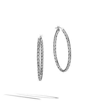 Hoop Earrings Size 40mm