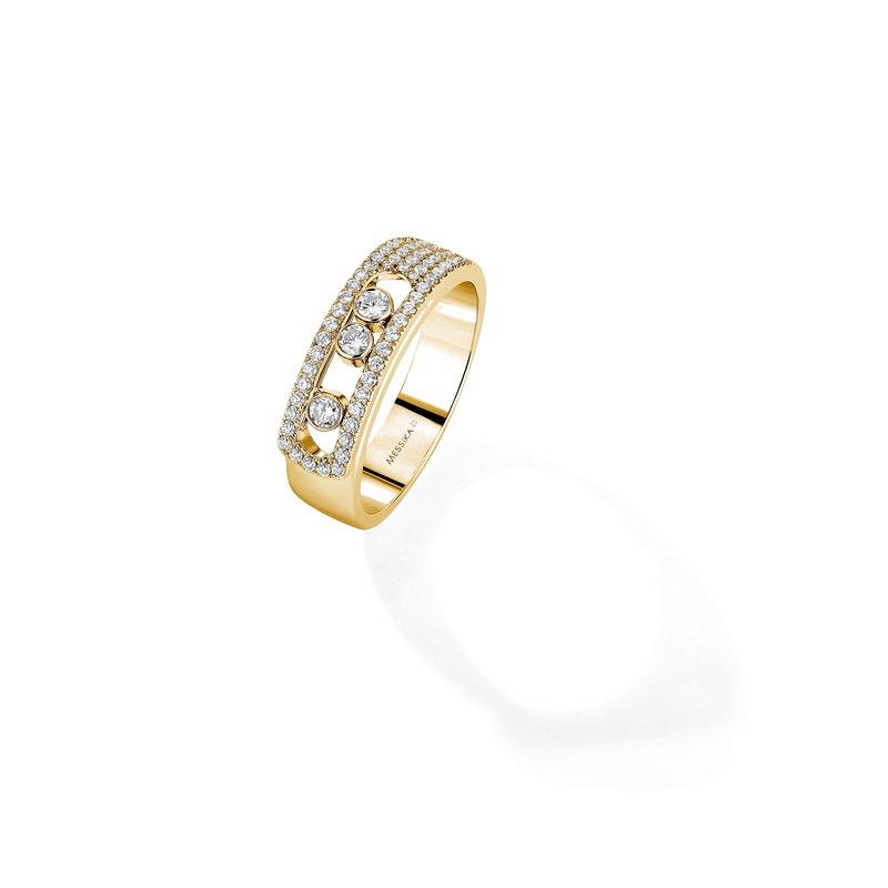 Messika Ring Size 7.25