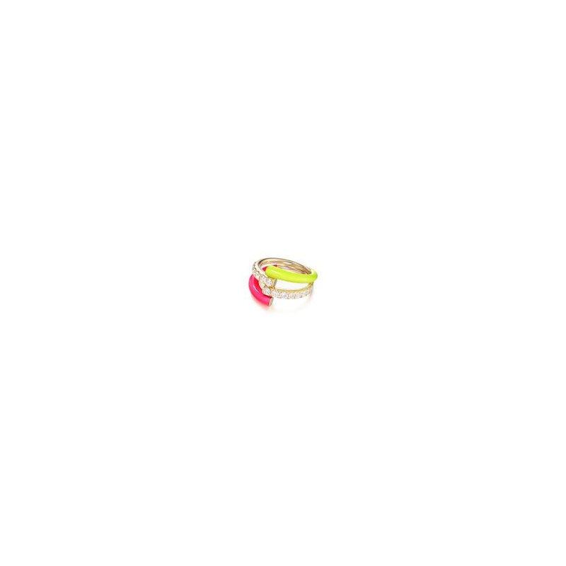 Melissa Kaye Lola Double Ring Size 7.0