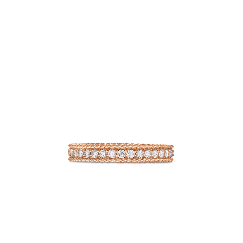 Roberto Coin Eternity Band Ring Size 7