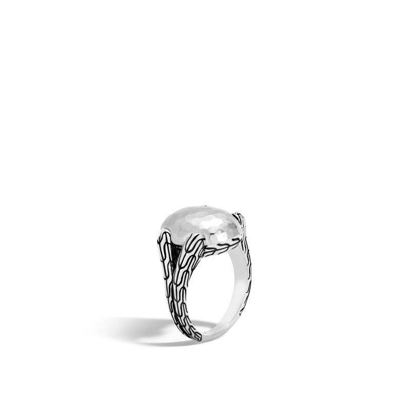 John Hardy Hammered Ring