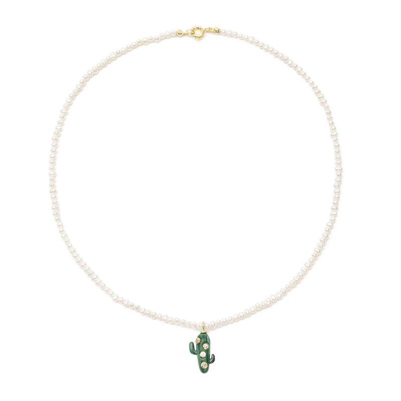 Eshvi Cactus Necklace