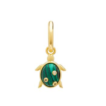 Single Turtle Earring