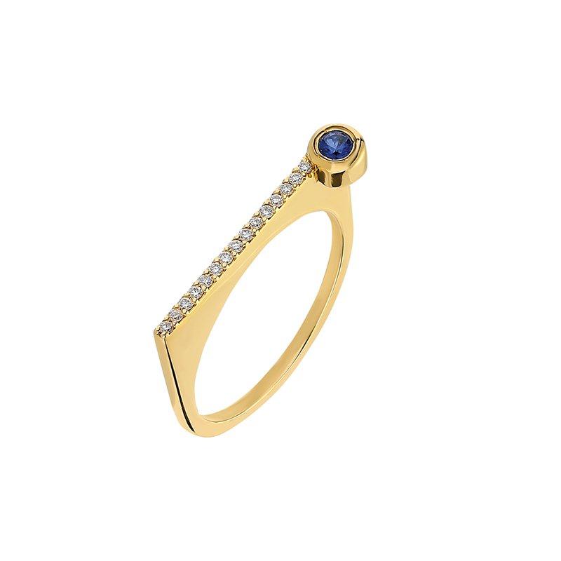 ITA Horizon Ray Ring Size 5.5