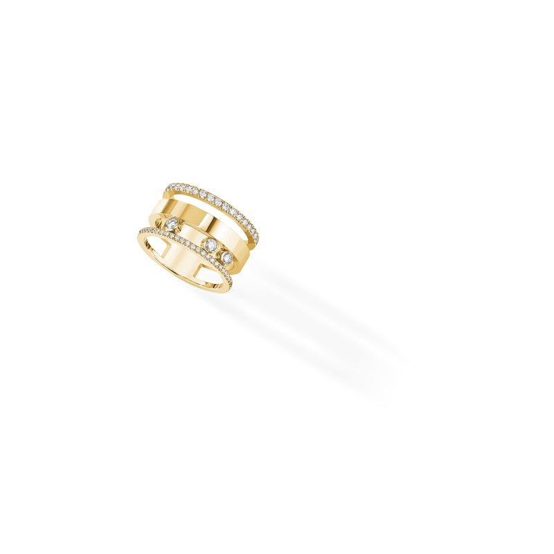 Messika Ring Size 6.75