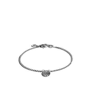 Heart Charm Bracelet Size Medium