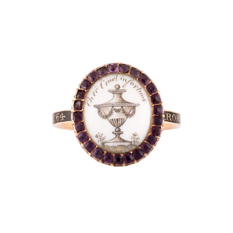 Fred Leighton Ring Size 6