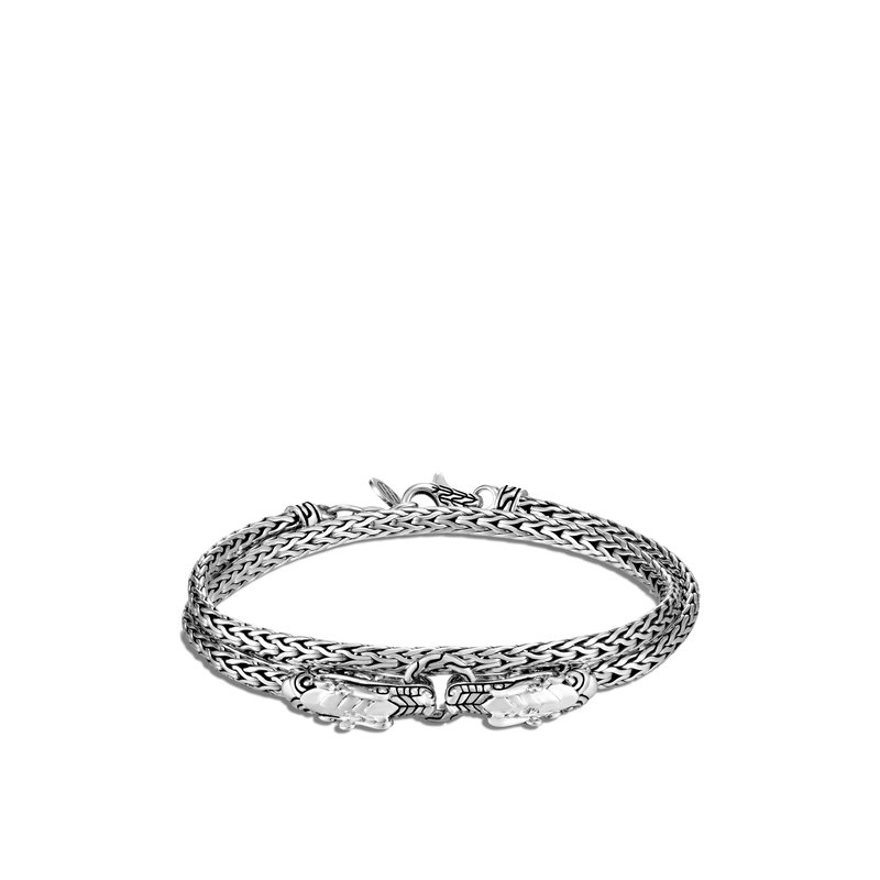 John Hardy Slim Chain Bracelet Size Medium